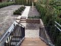 Gartenumbau, Gartengestaltung, Wegebau