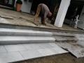Natursteinarbeiten, Treppenbau, Wegebau